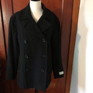 St Johns Bay Cashmere Blend Jacket